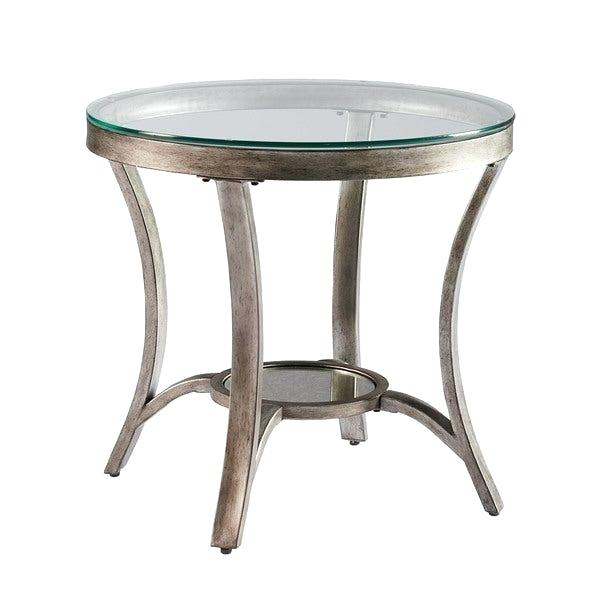 Round End Table Wood – Barrettrosse (View 16 of 25)