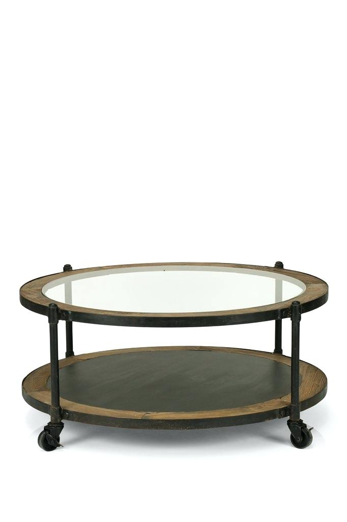 Round Glass Coffee Tables – Cortezmcneeley (View 15 of 25)