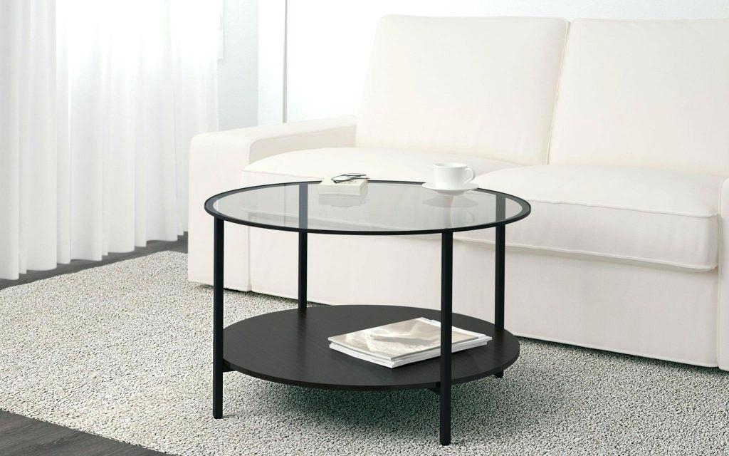 Round Glass Coffee Tables – Cortezmcneeley (View 7 of 25)