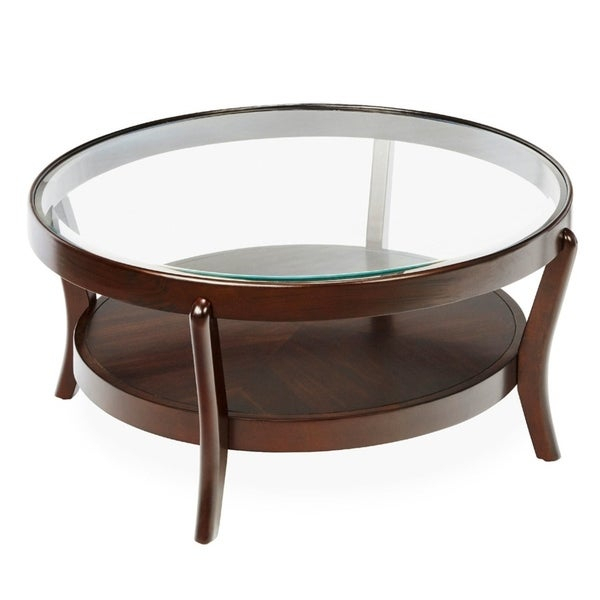 Round Glass Coffee Tables For Sale – Coffee Tables Ideas In Elowen Round Glass Coffee Tables (View 22 of 25)