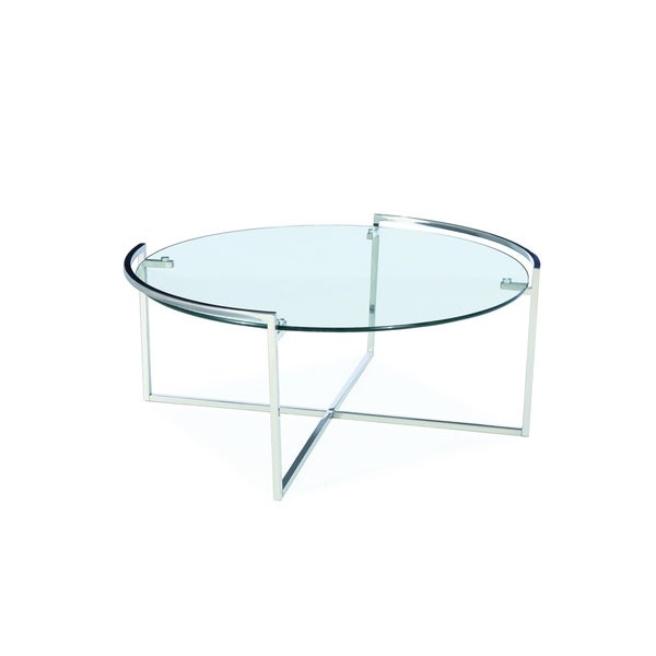 Round Glass Coffee Tables For Sale – Coffee Tables Ideas Pertaining To Elowen Round Glass Coffee Tables (View 9 of 25)