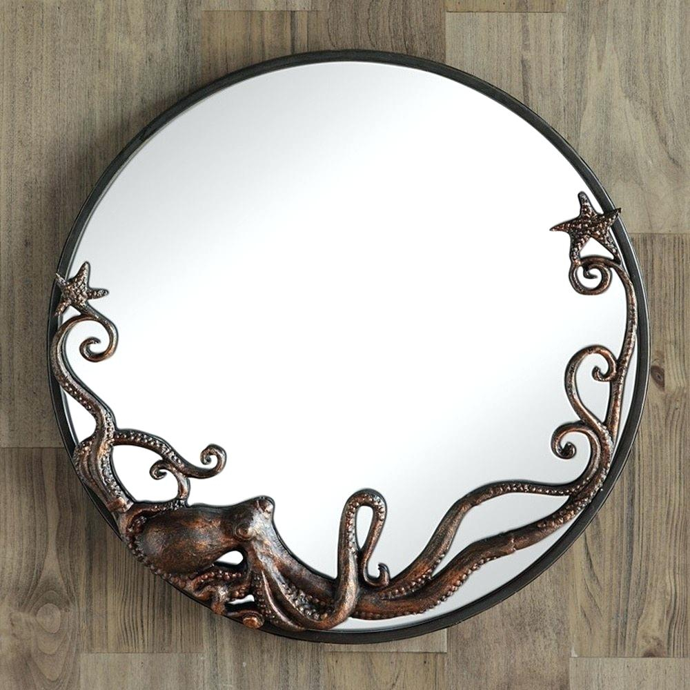 Round Wall Mirror – Suzannemagers (View 14 of 20)