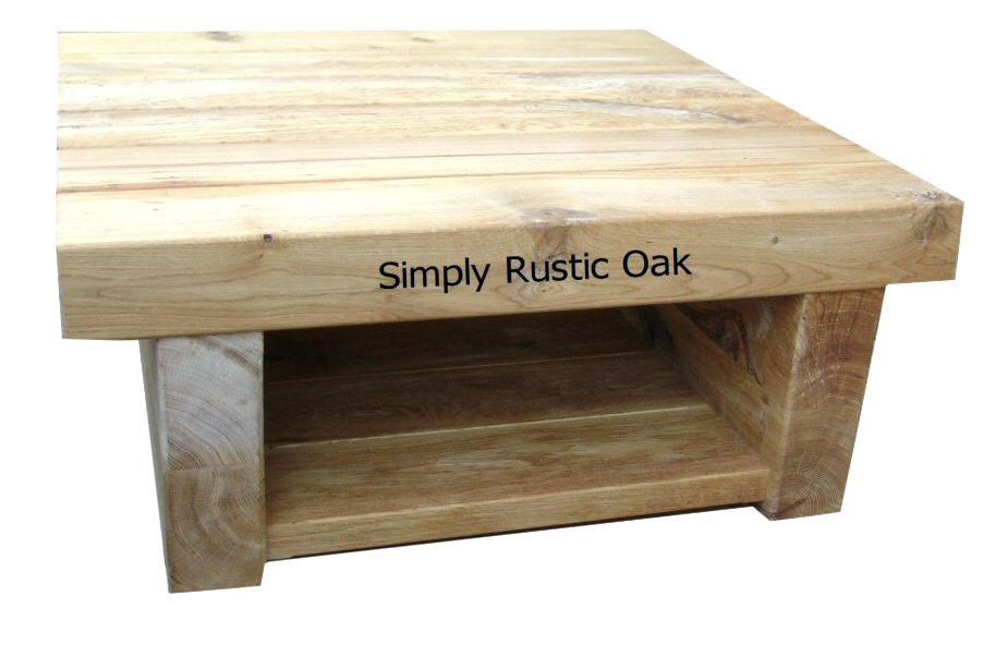 Rustic Oak Coffee Table – Kingofbeasts In Rustic Oak Coffee Tables (View 23 of 25)