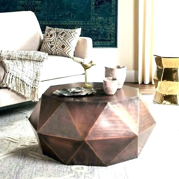 Safavieh Coffee Table Malone Chrome High Gloss Uk Ruxton With Safavieh Malone White Chrome Coffee Tables (View 16 of 25)