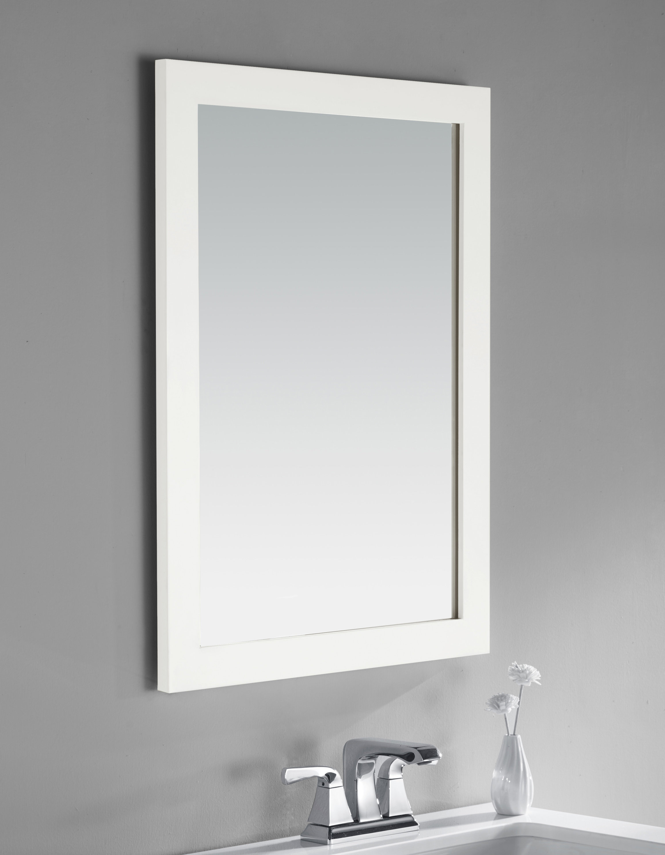 Sandi Bathroom/vanity Mirror Within Mexborough Bathroom/vanity Mirrors (Image 16 of 20)
