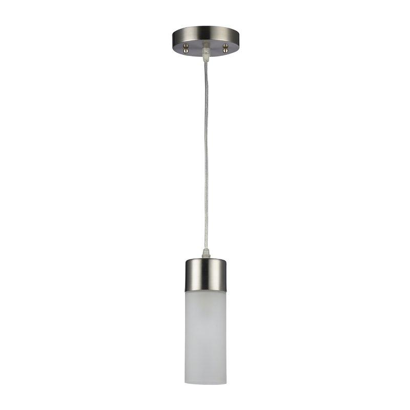 Sanni 1 Light Cylinder Pendant Throughout Jayce 1 Light Cylinder Pendants (View 9 of 25)