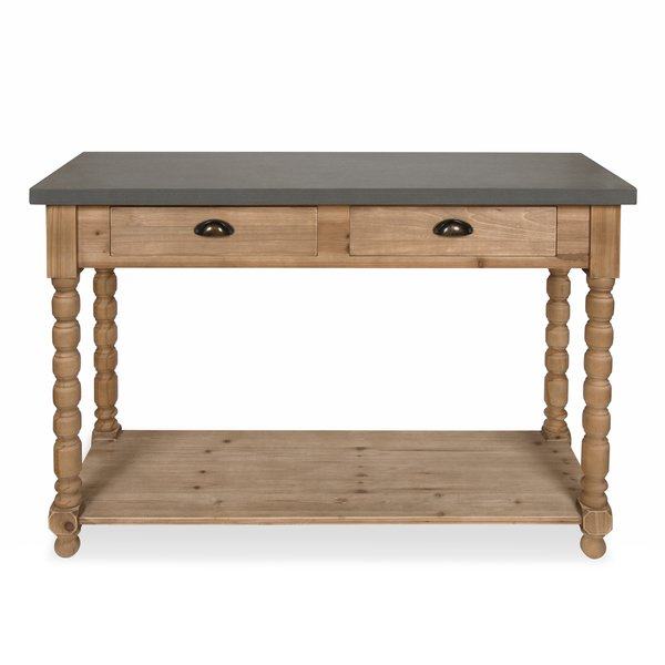 Shabby Chic Console Table | Wayfair Intended For Jessa Rustic Country 54 Inch Coffee Tables (Image 21 of 25)