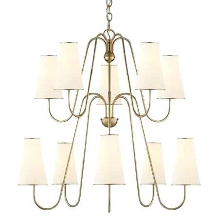 Shaded Chandelier Chandelier Lamp Shades Glass 6 Light Regarding Alayna 4 Light Shaded Chandeliers (Image 14 of 20)