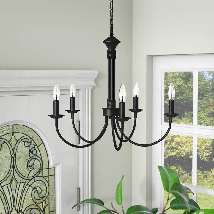 Shaylee 5 Light Candle Style Chandelier   Products In 2019 Pertaining To Perseus 6 Light Candle Style Chandeliers (View 19 of 20)