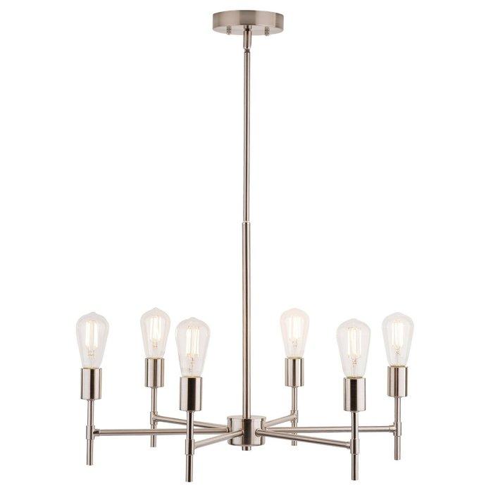 Featured Image of Sherri 6 Light Chandeliers