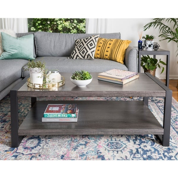 Featured Image of Carbon Loft Hamilton 48 Inch Coffee Tables