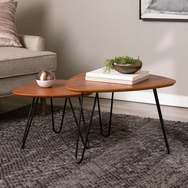 Featured Image of Carson Carrington Arendal Guitar Pick Nesting Coffee Tables