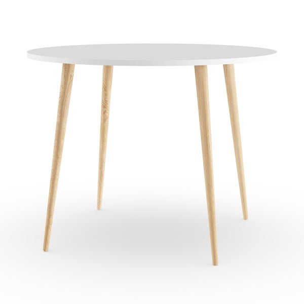 Shop Carson Carrington Kaskinen Espresso Dining Table In Carson Carrington Arendal Guitar Pick Nesting Coffee Tables (View 21 of 25)