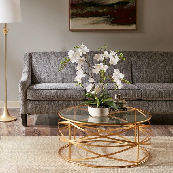 Featured Image of Madison Park Susie Coffee Tables 2 Color Option
