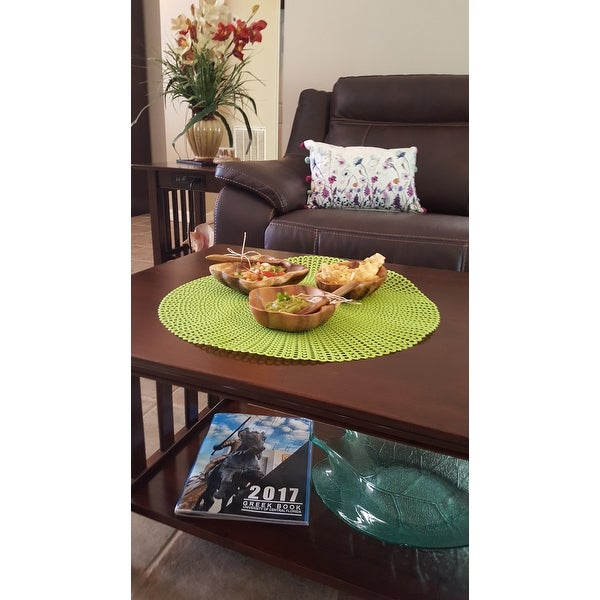 Shop Mission Coffee Table Walnut – Free Shipping Today With Regard To Mission Walnut Coffee Tables (View 9 of 25)
