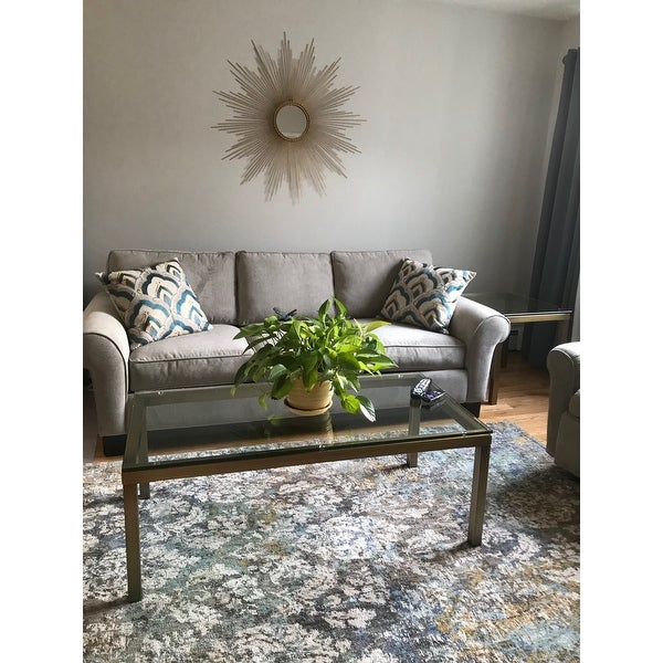 Shop Simple Living Manhattan Coffee Table – On Sale – Free Pertaining To Simple Living Manhattan Coffee Tables (View 2 of 25)