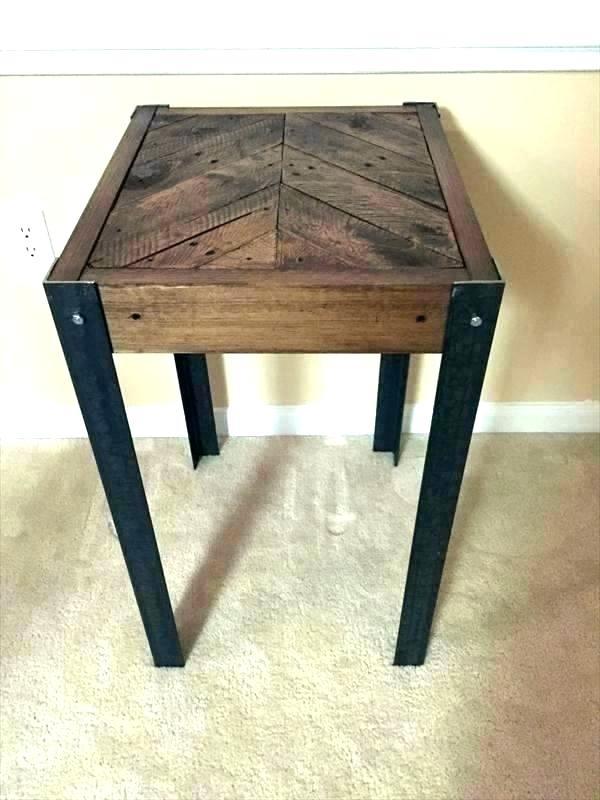 Short End Table – Bintechs (View 11 of 25)