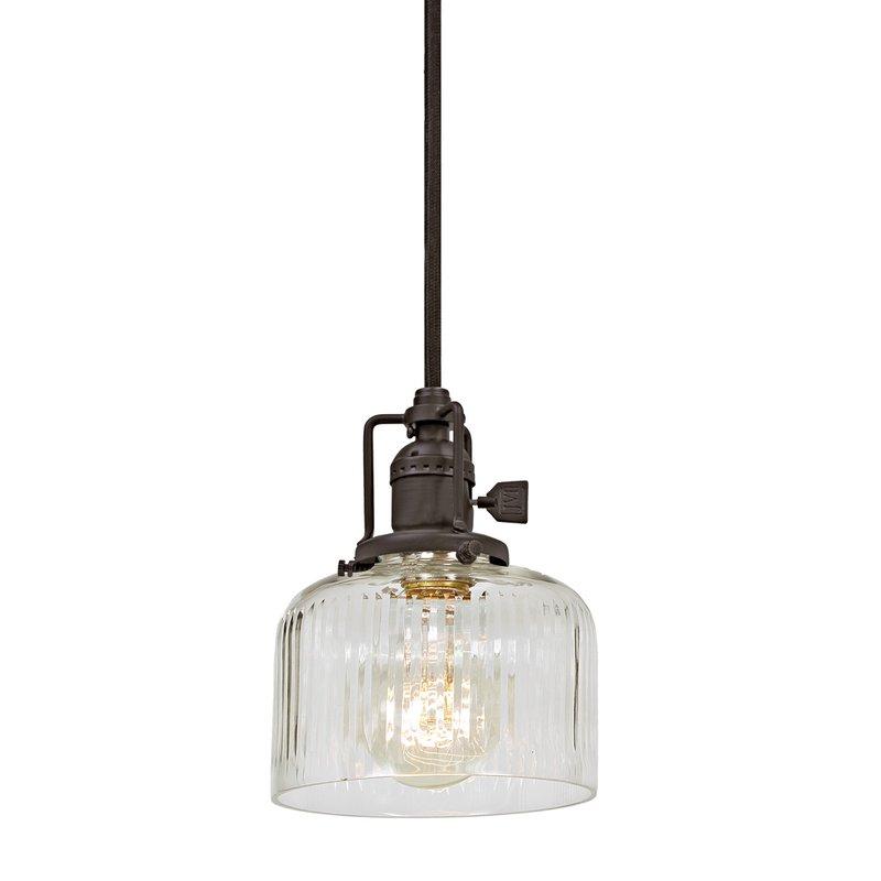 Shumway 1 Light Single Bell Pendant Pertaining To Roslindale 1 Light Single Bell Pendants (View 12 of 25)