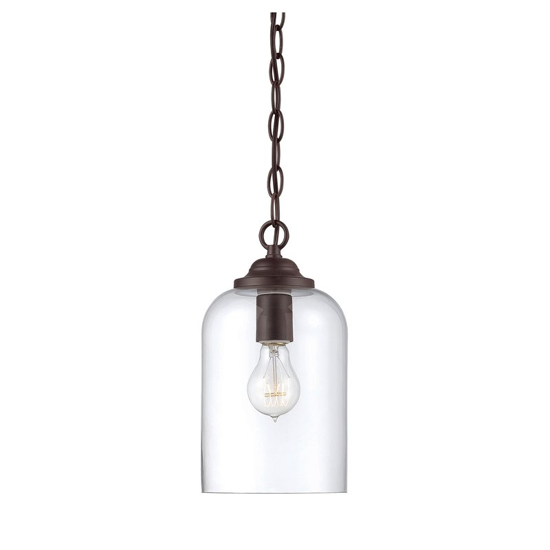 Silber 1 Light Single Bell Pendant For Carey 1 Light Single Bell Pendants (View 11 of 25)