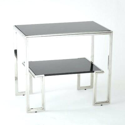 Silver Accent Table – Motelclub (Image 33 of 50)