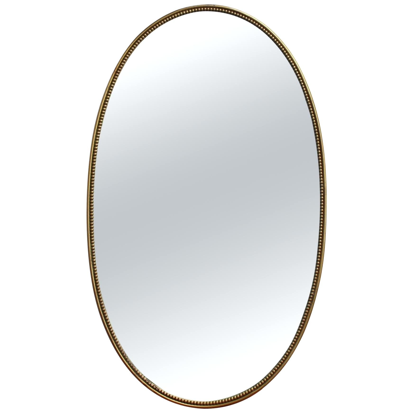 Silver Beaded Rectangular Vanity Wall Mirror And Beveled Within Lake Park Beveled Beaded Accent Wall Mirrors (View 17 of 20)