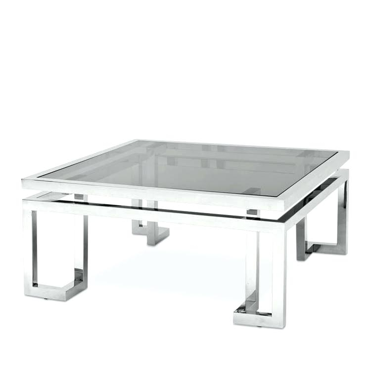 Silver Coffee Table – Pandacash (Image 22 of 25)