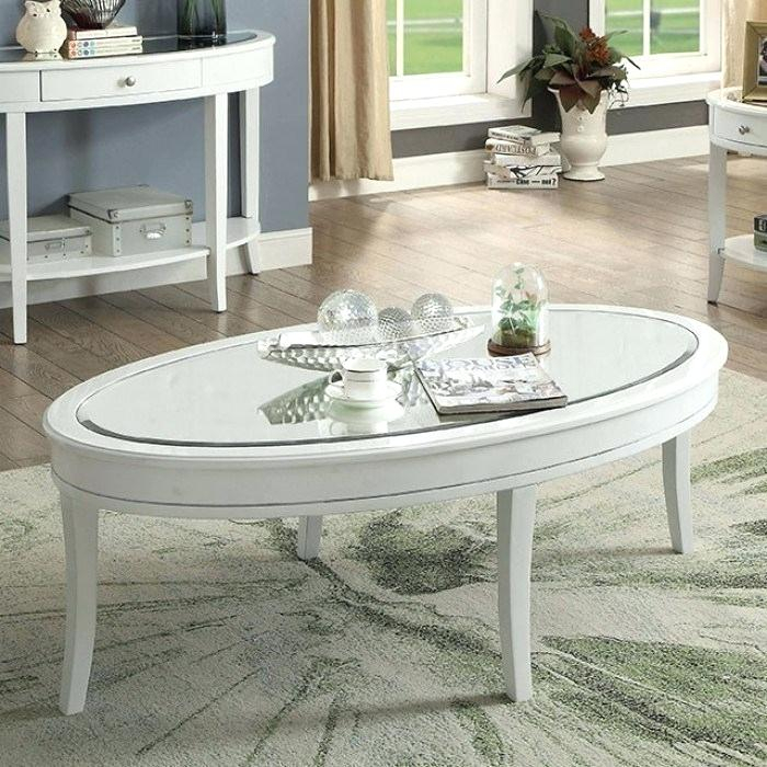 Silver Coffee Table – Pandacash (Image 23 of 25)