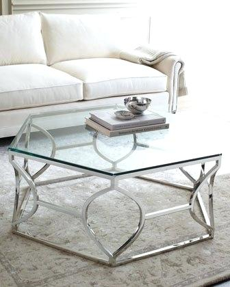 Silver Coffee Table Set – Zanmedia (Image 24 of 25)