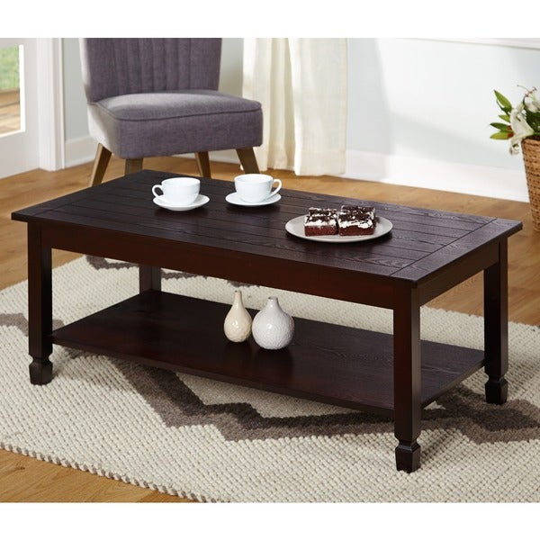 Featured Image of Simple Living Ethan Cocktail Tables
