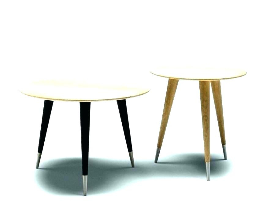 Small Round Wood Coffee Table – Wildernesslight (View 16 of 25)