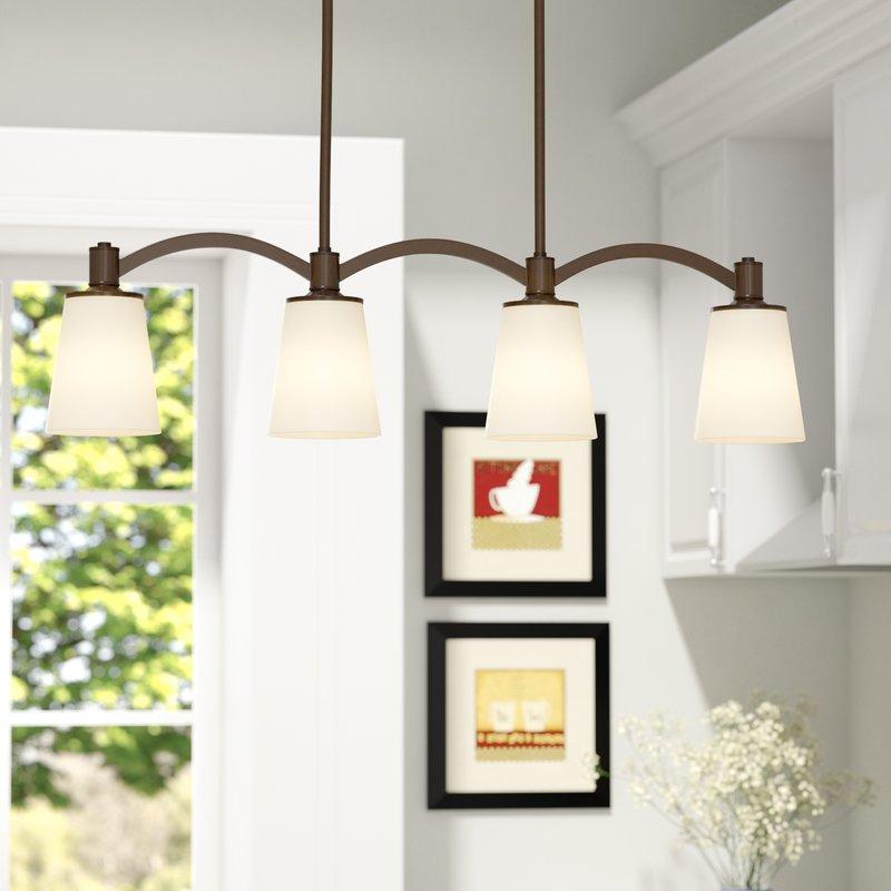 Featured Image of Smithville 4 Light Kitchen Island Pendants