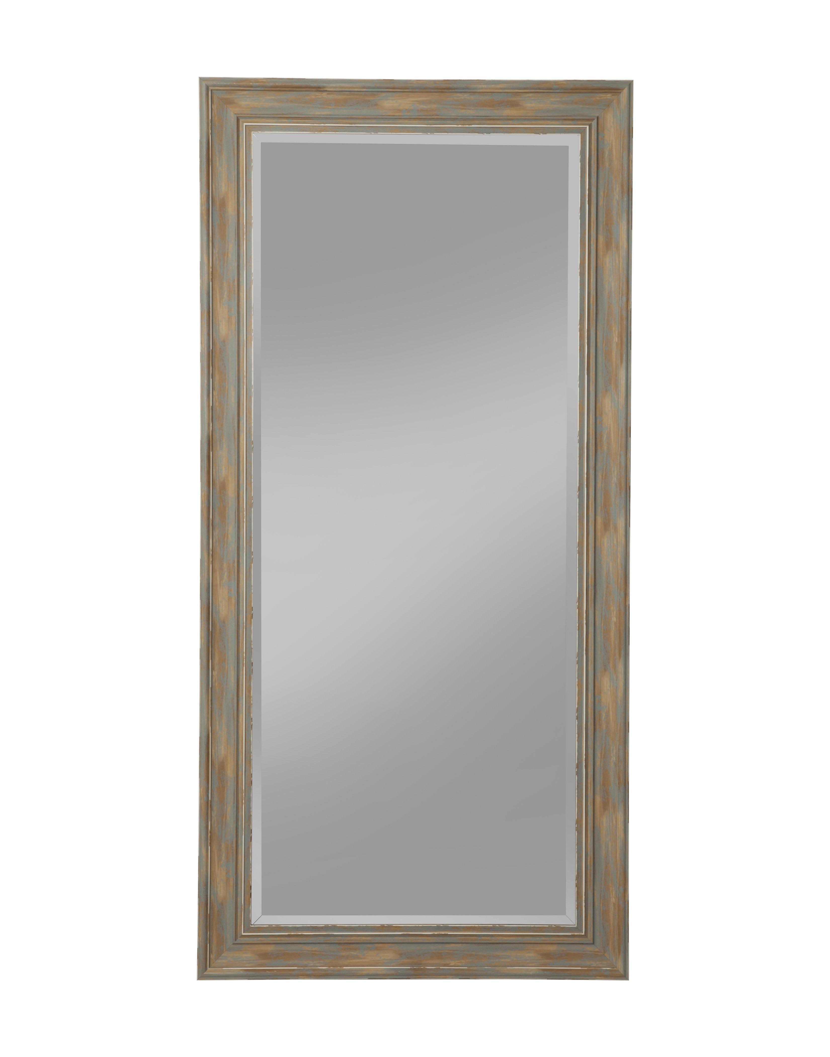 Somerton Bathroom/vanity Mirror For Landover Rustic Distressed Bathroom/vanity Mirrors (Image 18 of 20)