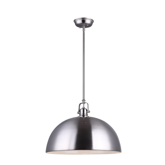Southlake 1 Light Bowl Pendant For Southlake 1 Light Single Dome Pendants (View 6 of 25)