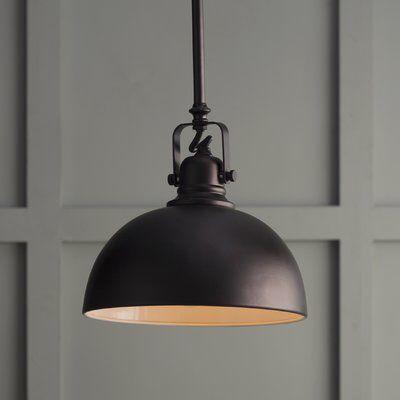Southlake 1 Light Single Dome Pendant In 2019   Kitchen In Southlake 1 Light Single Dome Pendants (View 7 of 25)
