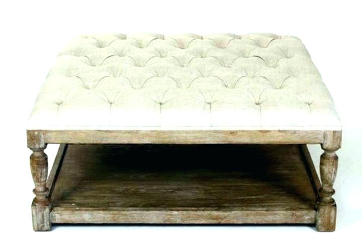 Square Ottoman With Storage – Vogueaholic (Image 16 of 25)