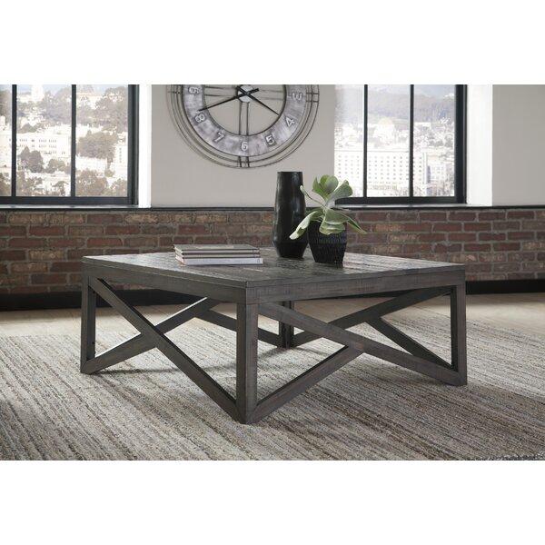 Strata Coffee Table | Wayfair Regarding Strata Chrome Glass Coffee Tables (View 21 of 25)