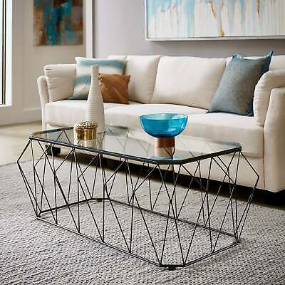 Strick & Bolton Tanner Espresso End Table With Shelf Throughout Strick & Bolton Florence Chrome Coffee Tables (View 22 of 25)