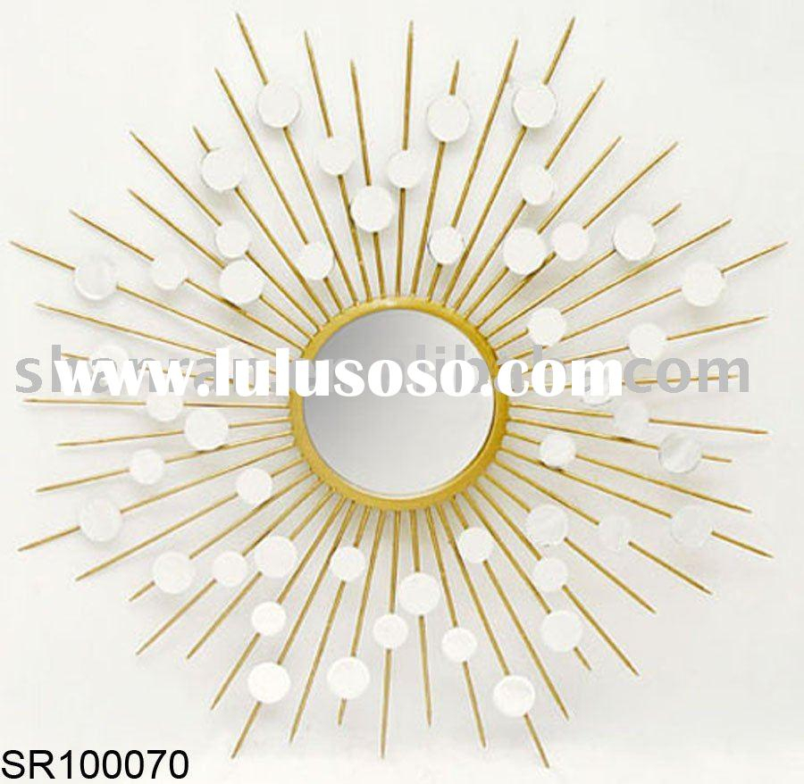 Sun Shaped Mirrors – Mirror Ideas For Sun Shaped Wall Mirrors (Image 18 of 20)
