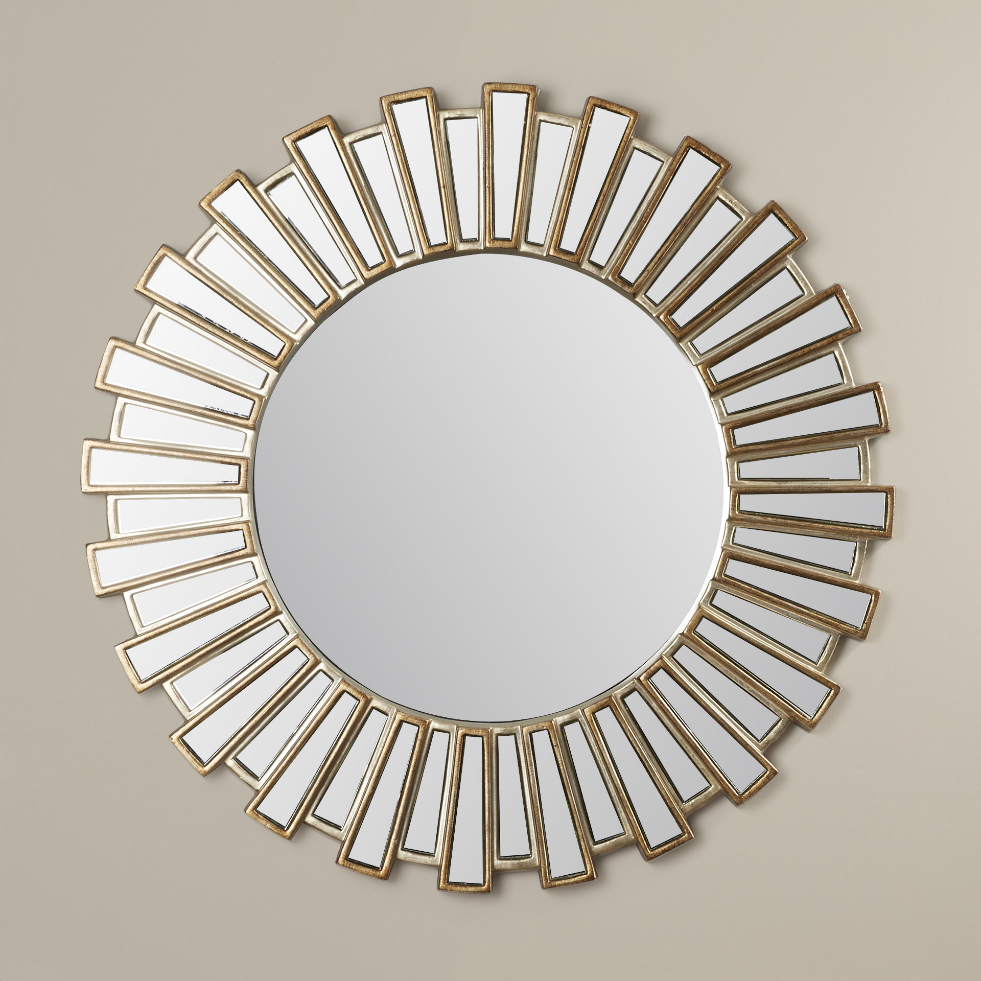 Sunburst Wall Mirrors You'll Love In 2019 | Wayfair For Orion Starburst Wall Mirrors (Image 15 of 20)