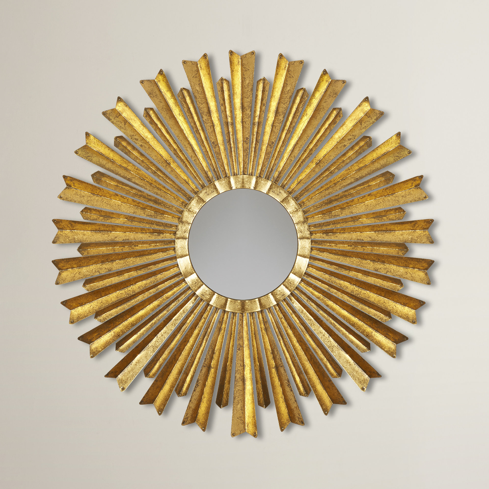 Sunburst Wall Mirrors You'll Love In 2019 | Wayfair With Brylee Traditional Sunburst Mirrors (View 14 of 20)