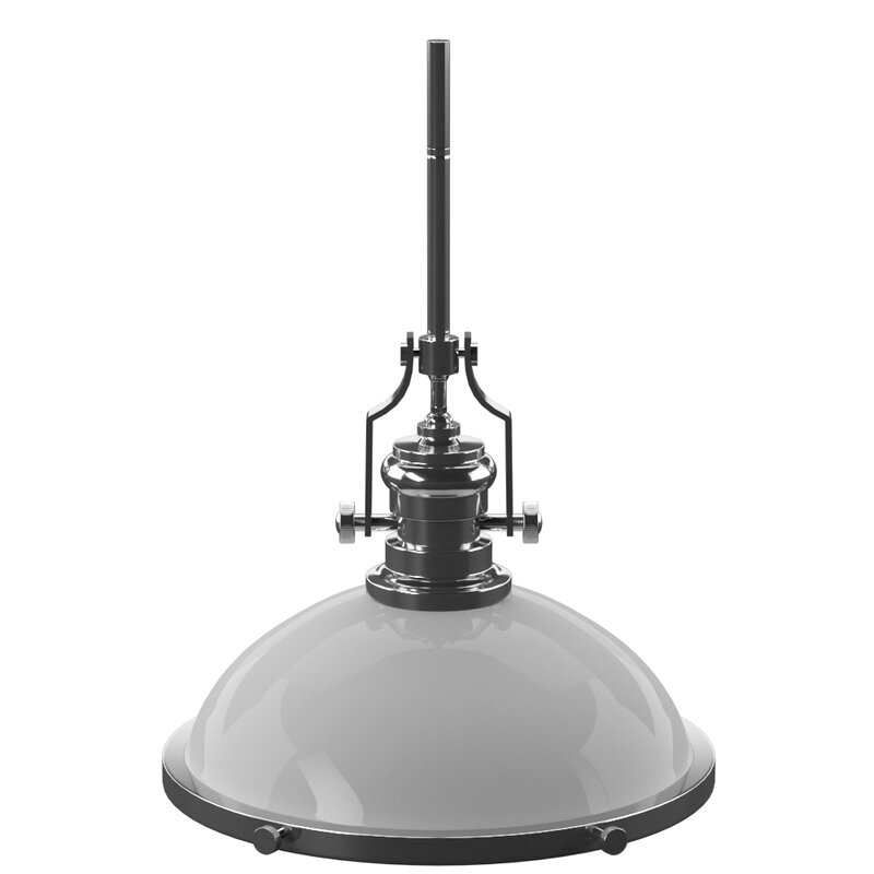 Susan 1 Light Single Dome Pendant With Regard To Granville 2 Light Single Dome Pendants (View 11 of 25)