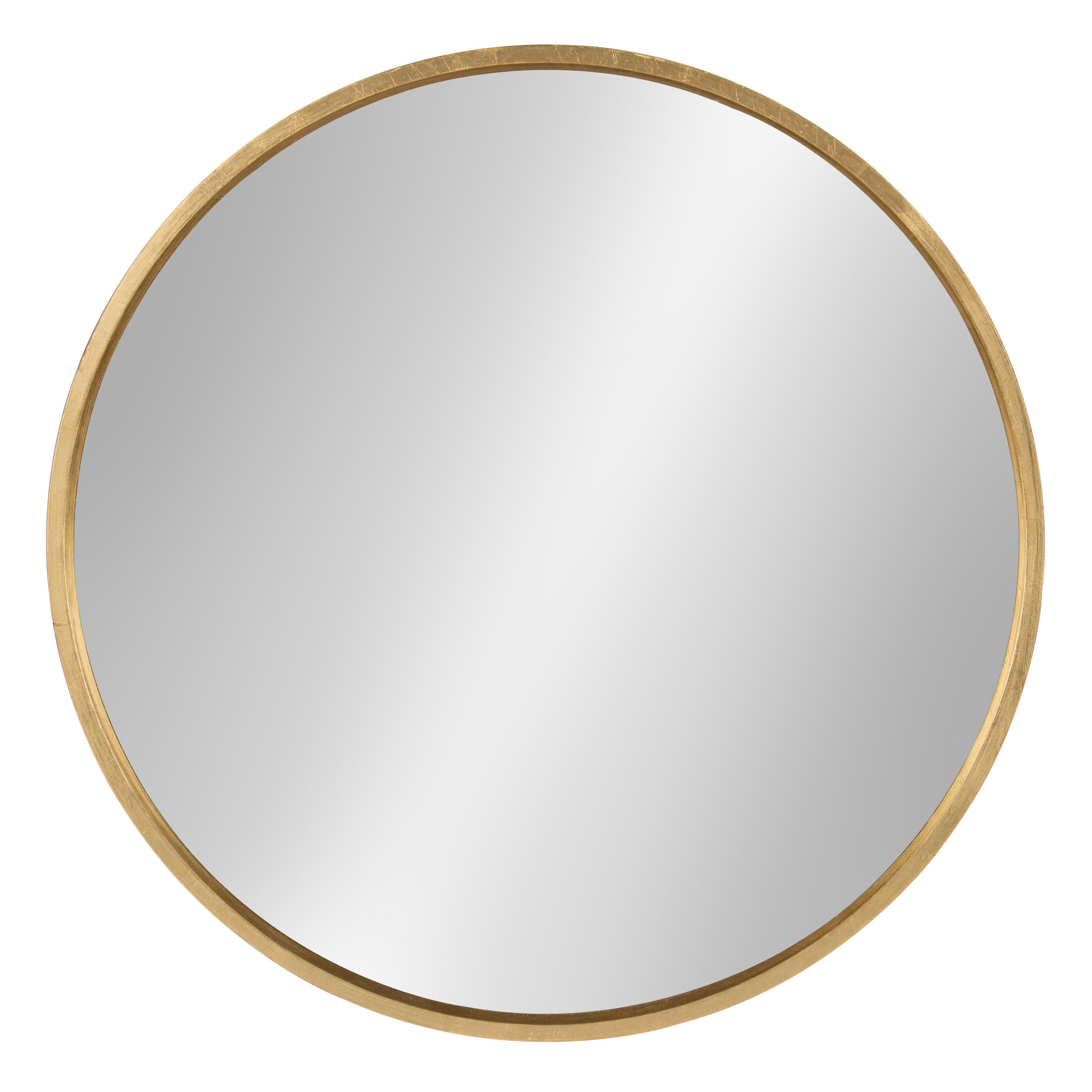 Tanner Accent Mirror Regarding Matthias Round Accent Mirrors (View 17 of 20)