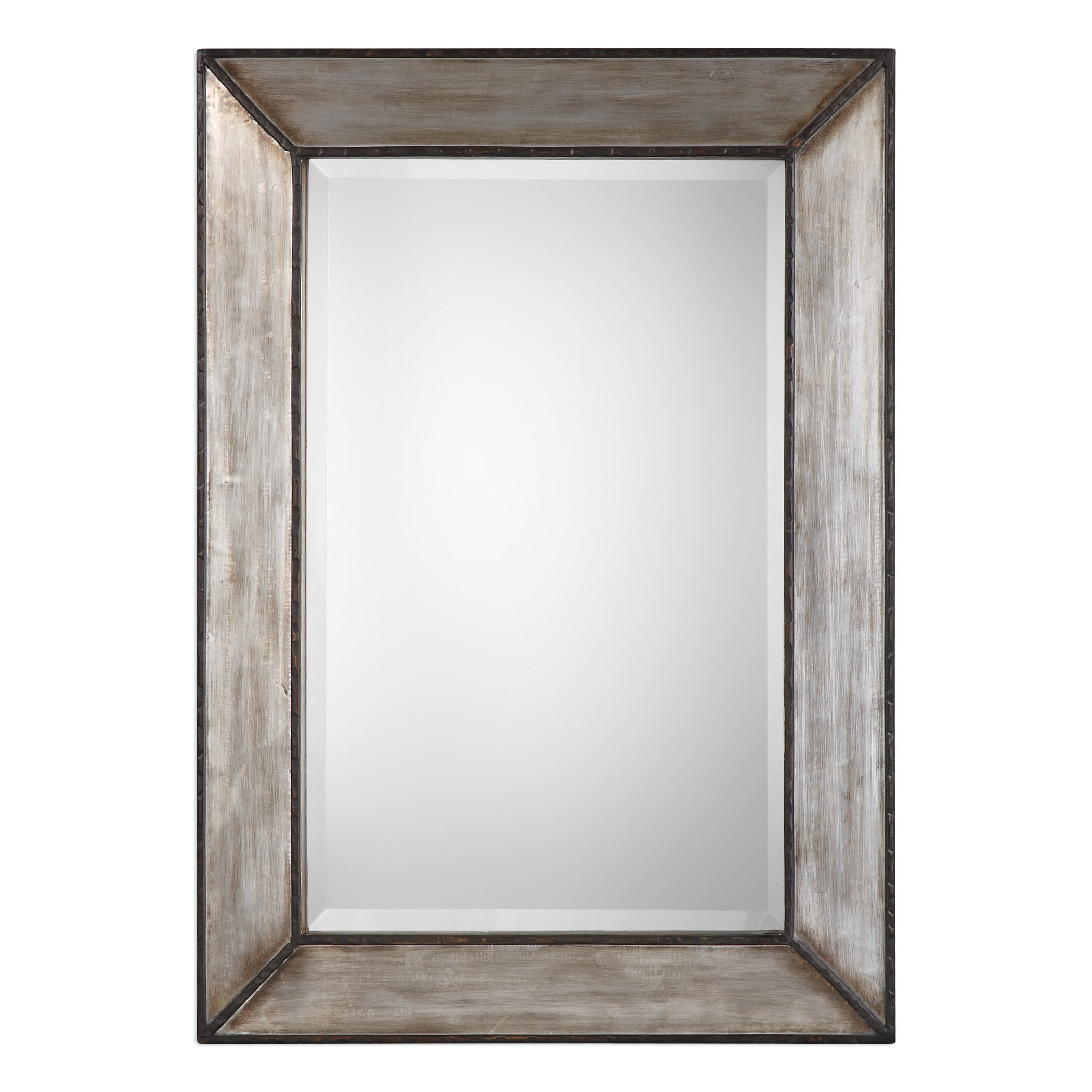 Terri Traditional Rectangle Framed Accent Mirror For Rectangle Accent Mirrors (View 7 of 20)