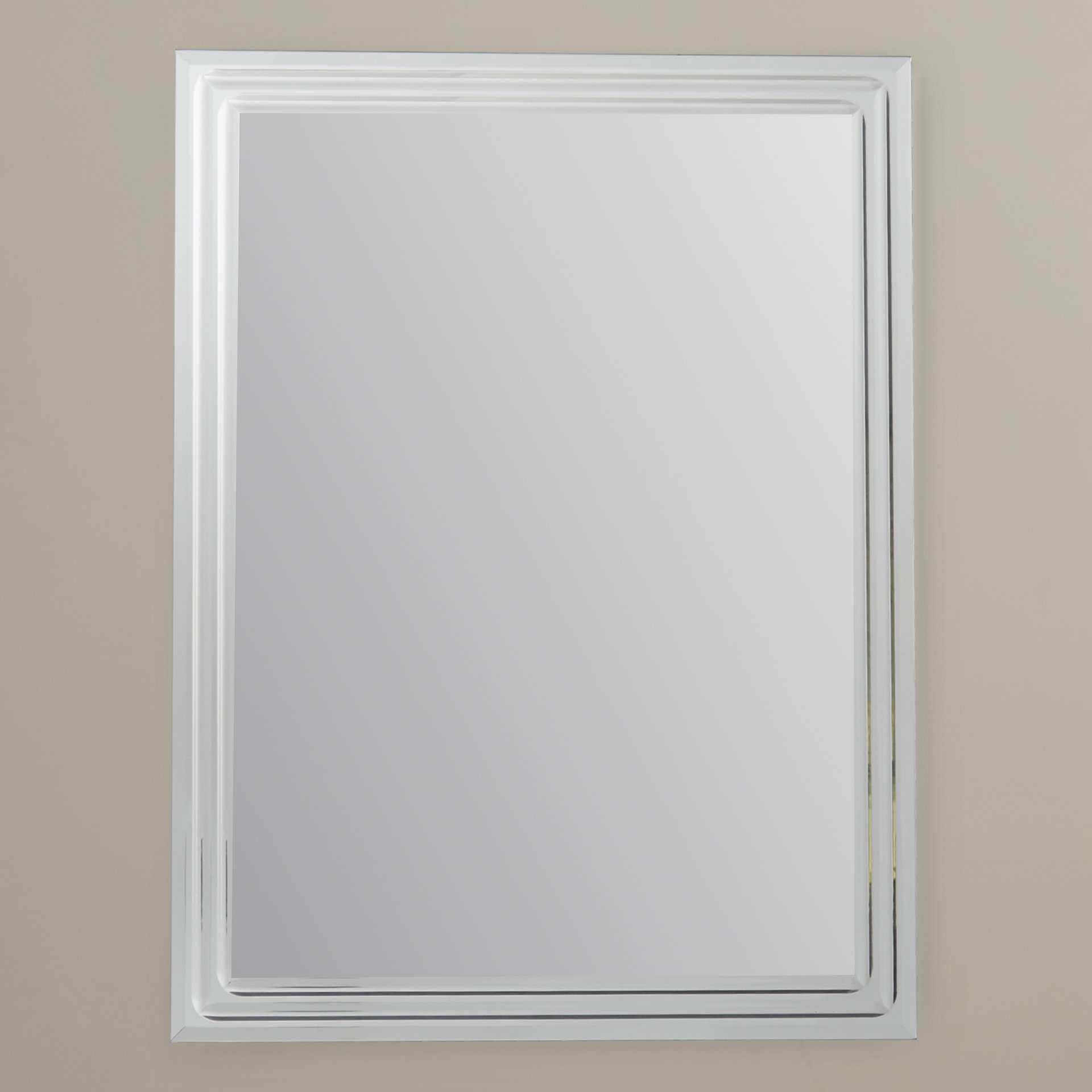 Featured Image of Tetbury Frameless Tri Bevel Wall Mirrors