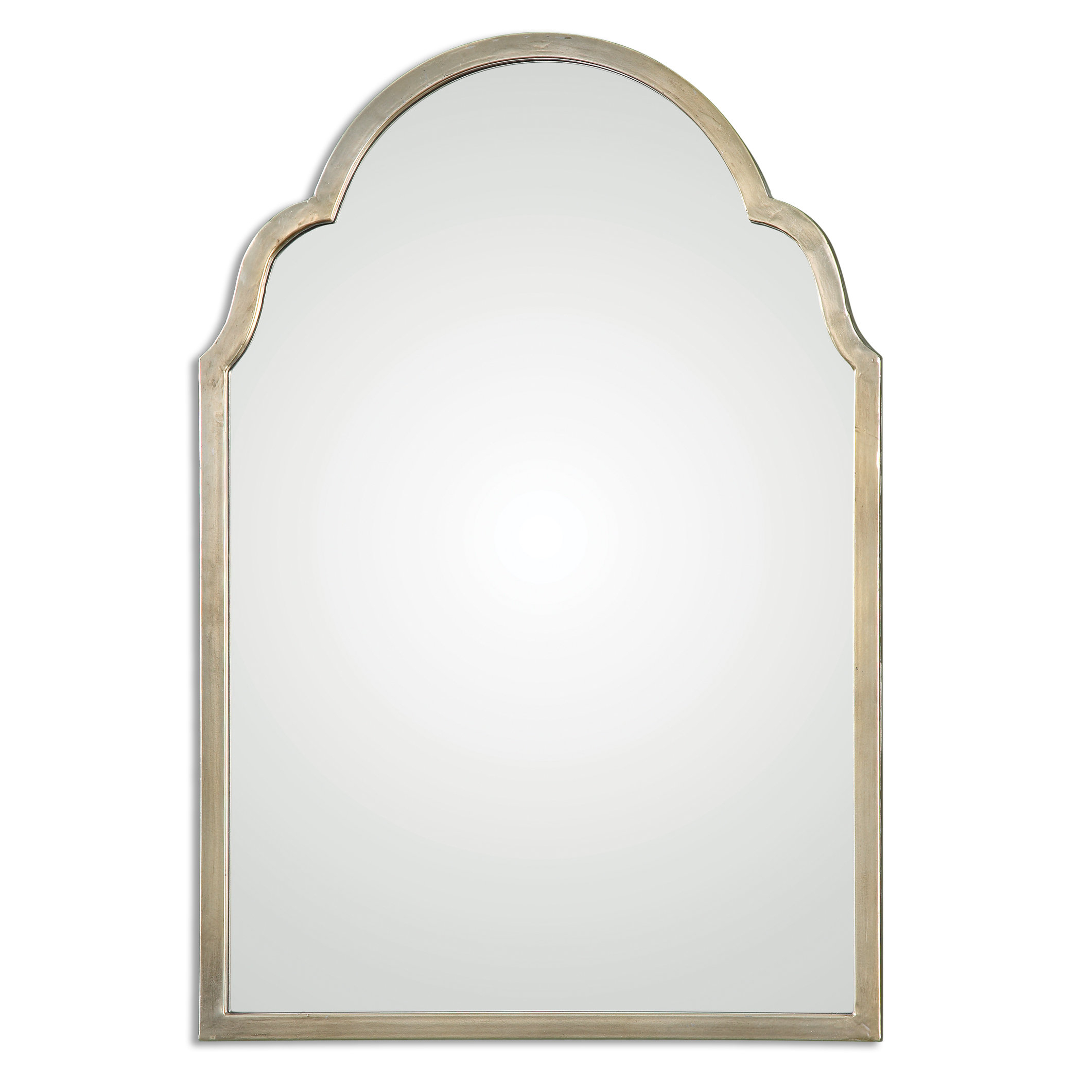 Three Posts Moseley Accent Mirror Regarding Morlan Accent Mirrors (View 13 of 20)