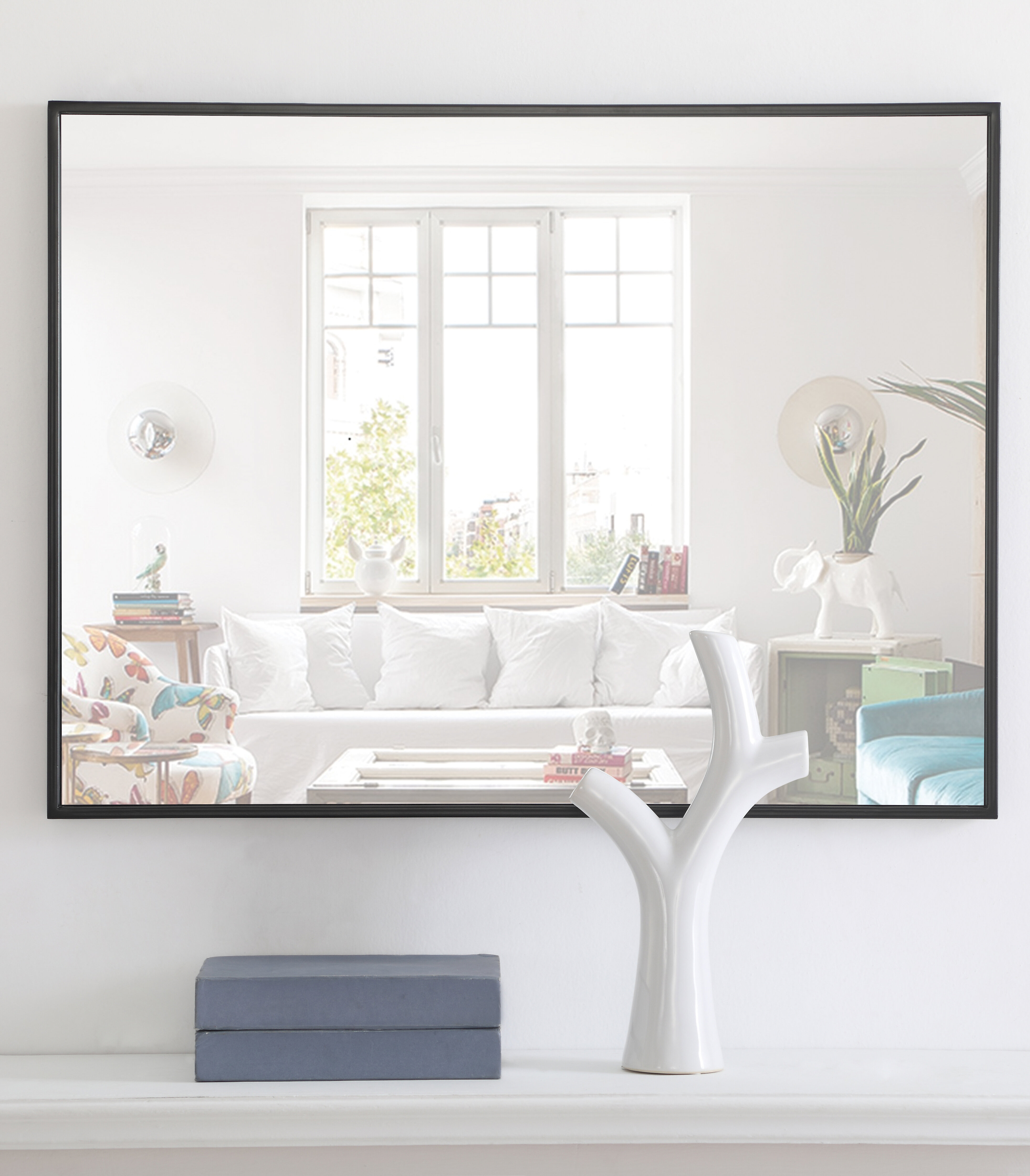 Three Posts Shildon Beveled Accent Mirror & Reviews | Wayfair In Kayden Accent Mirrors (View 14 of 20)