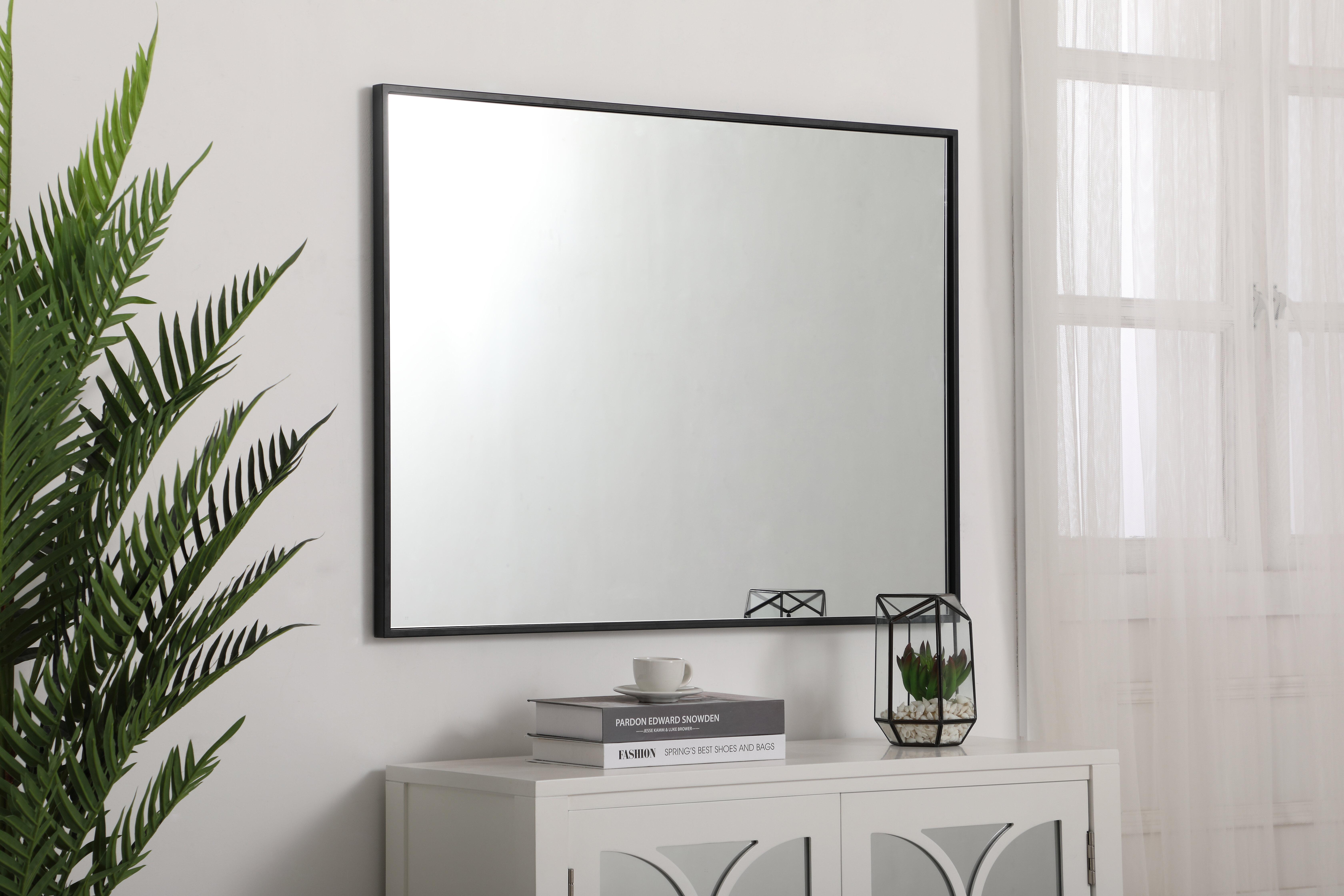 Three Posts Shildon Beveled Accent Mirror & Reviews | Wayfair With Regard To Shildon Beveled Accent Mirrors (View 5 of 20)