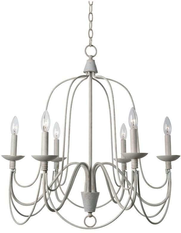 Three Posts Watford 6 Light Candle Style Chandelier In 2019 Throughout Watford 6 Light Candle Style Chandeliers (Image 12 of 20)