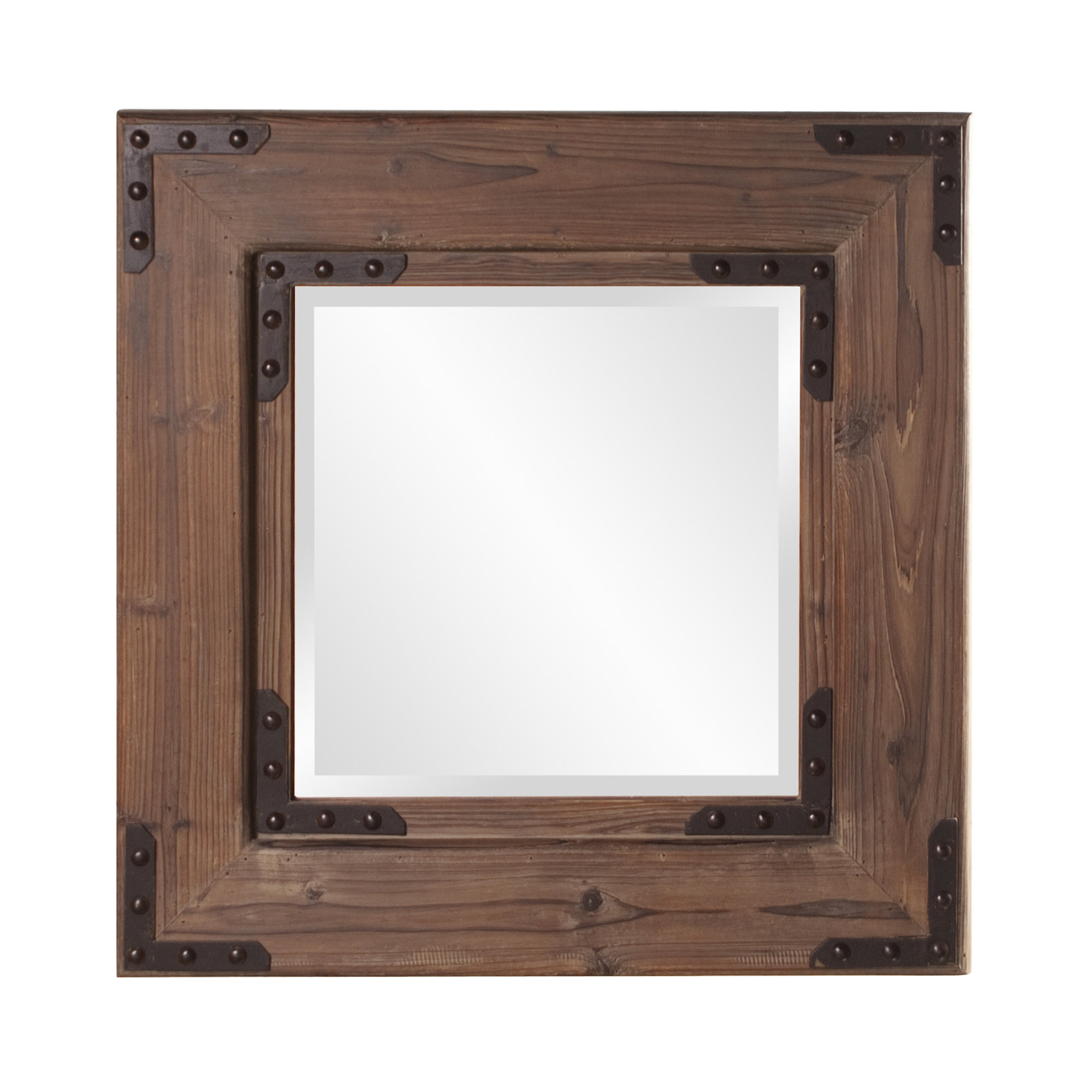 Tifton Traditional Beveled Accent Mirror Pertaining To Tifton Traditional Beveled Accent Mirrors (Image 17 of 20)