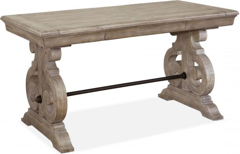 Tinley Park Dove Tail Grey Writing Desk In Tinley Park Traditional Dove Tail Grey Coffee Tables (View 11 of 25)